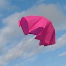"Top Flight Parachute Neon Pink 24"" Rip Stop Nylon  PAR-24"
