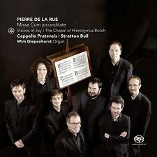 De La Rue / Stratton - Pierre de la Rue: Missa cum Jocunditate [New SACD]