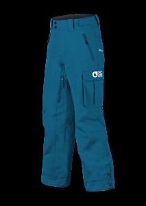 Pantalones Snowboard Junior PICTURE ORGÁNICO AGOSTO Petrol azul 2018 2019