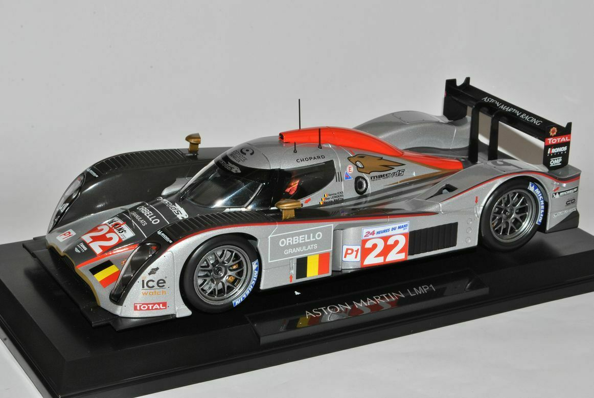 Aston Martin lmp1 squadra Kronos Le uomos 2011 118 NOREV modellololo auto con o senza...