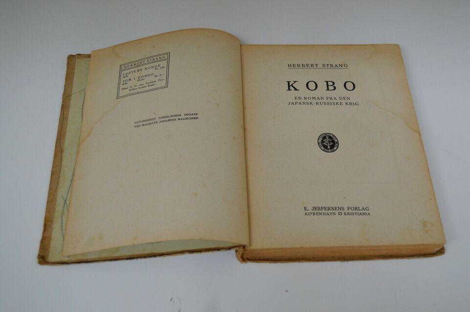 Kobo, Herbert Strang, anden bog