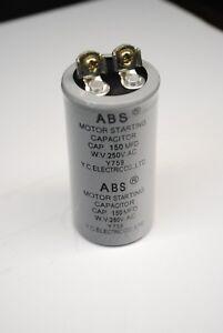 300MFD 250V AC Max 300uF Motor Start Capacitor -