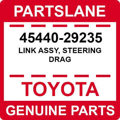 4544029235 Genuine Toyota LINK ASSY STEERING DRAG 45440-29235