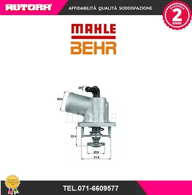 Refrigerante TI14780 Termostato MARCA-BEHR
