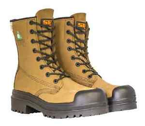 763c085d2794 Image is loading STC-Footwear-8-034-Yoho-INSULATED-WORK-BOOT-