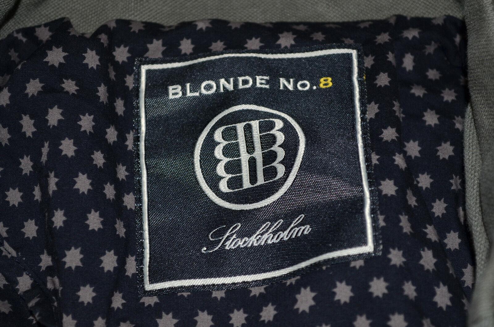 Blond Nr 8 Stockholm