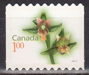 Canada-2362i-Flower-Definitive-Die-Cut-From-Booklet-MNH