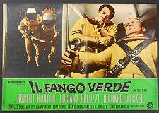 FOTOBUSTA 3, IL FANGO VERDE The Green Slime-Battle Beyond the Stars POSTER JAPAN