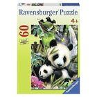 Ravensburger - Panda Family Puzzle 60pc
