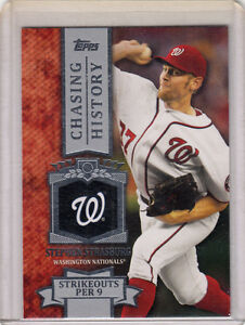 Details About 2013 Topps Chasing History Mlb Baseball Card Pick Single Card Your Choice