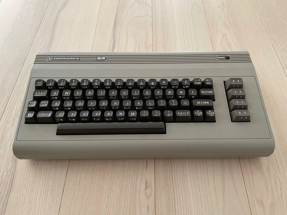 Commodore 64, arkademaskine, Perfekt