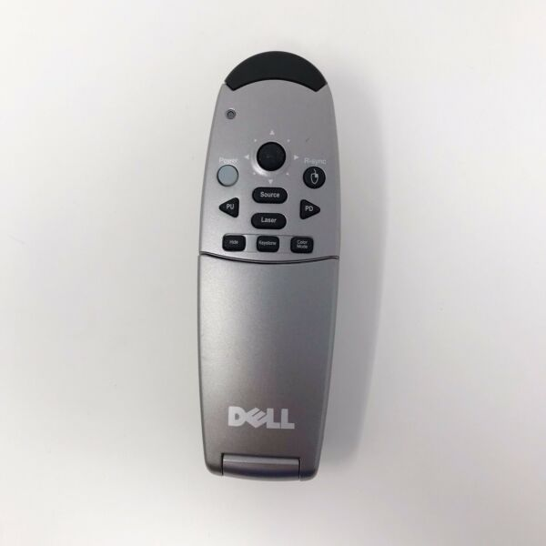 Genuine Oem Dell Irc-tg Plus Projector Remote Control For 100m Laatste Mode