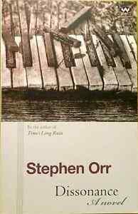 NEW-Dissonance-by-Stephen-Orr-FREE-AUST-POST-Paperback-2012