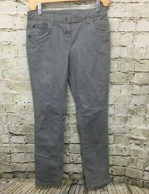 NWT HANNA ANDERSSON ORGANIC PLAY DENIM JOGGERS JEANS PANTS 160 14