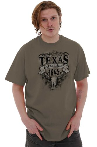 Texas Cowboy Rodeo Southern Country TX Vacation Souvenir Classic T Shirt Tee