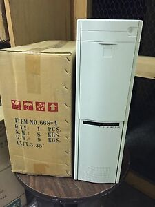 AT-PC-Computer-Case-Full-Tower-Sliding-Door-Build-Pentium-386-486-DOS-WIN-668at