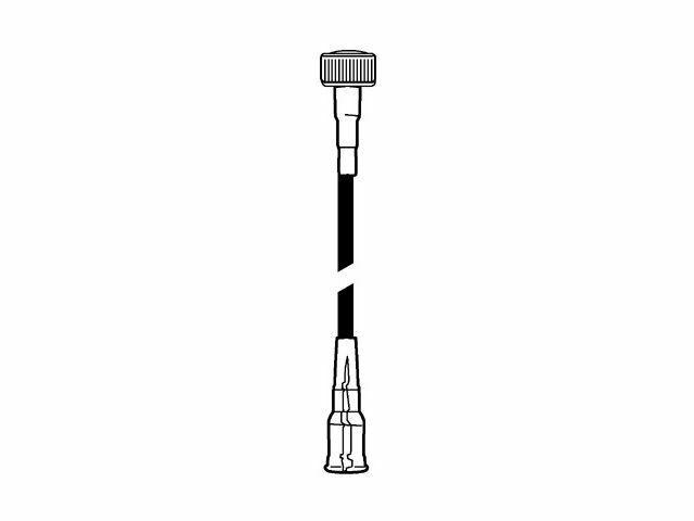 For 1967-1983 Pontiac Firebird Speedometer Cable 97425NV 1981 1979 1968 1969