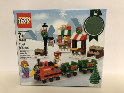 LEGO HOLIDAY TRAIN RIDE 40262 *BRAND NEW*