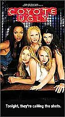 Coyote Ugly (VHS, 2001)