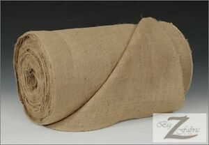 NATURAL-BURLAP-FABRIC-ROLL-LOT-100-YARDS-40-034-9oz-ONLY-115