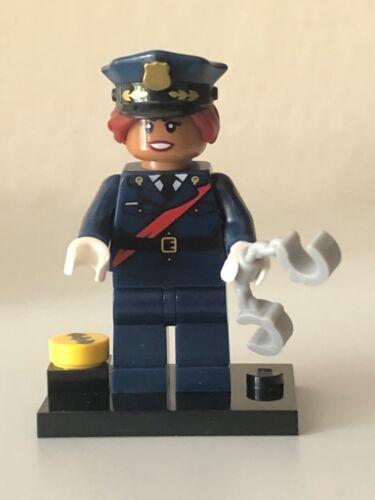Genuine Lego Batman Movie Barbara Gordon Mini Figure Series 1