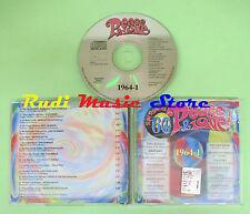 CD PEACE & LOVE 60 1964 1 compilation PROMO 1999 ANIMALS CHUCK BERRY KINKS (C32)