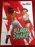 Black Snake Kinoplakat A1 Russ Meyer. David Warbeck, Anouska Hempel