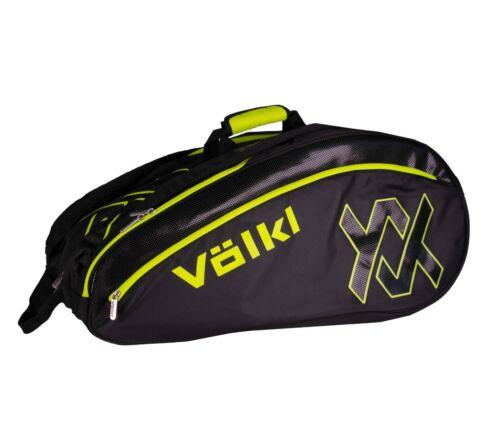 Black // Yellow Volkl Tour Mega Racket Bag