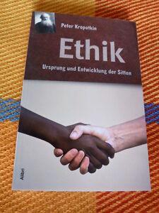 Ethik Ursprung und Entwicklung der Sitten. von Peter Kropotkin - Backnang, Deutschland - Ethik Ursprung und Entwicklung der Sitten. von Peter Kropotkin - Backnang, Deutschland