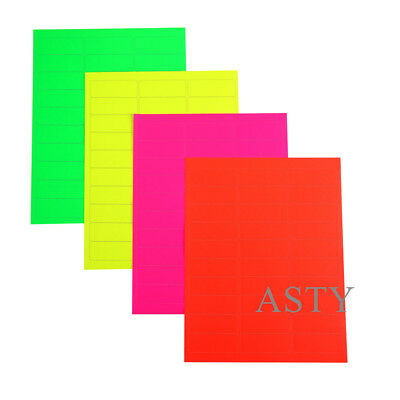 Meets s FBA Requirements 30-up Labels 1/×2-5//8 on White Self Adhesive Shipping Mailing Stickers for Laser//Inkjet Printer 100 Sheets, 3000 Labels FBA Label
