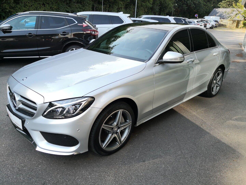 Mercedes C300 h 2,2 AMG Line aut. 4d - 3.861 kr.