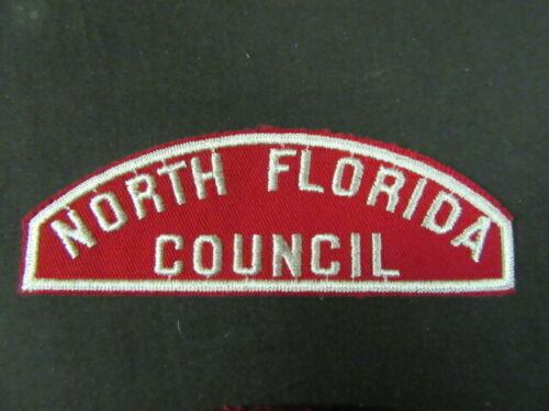 North Florida Council RWS Council Strip     cjprw