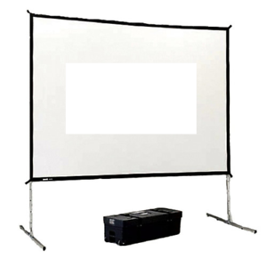 Da-lite 8x11' Front Replacement Screen - With Carry Pouch