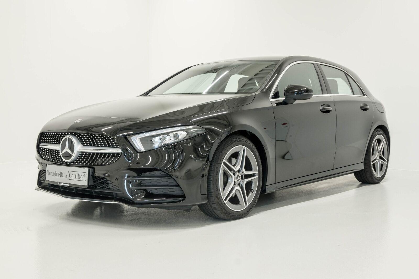 Mercedes A200 d 2,0 AMG Line aut. 5d - 369.900 kr.