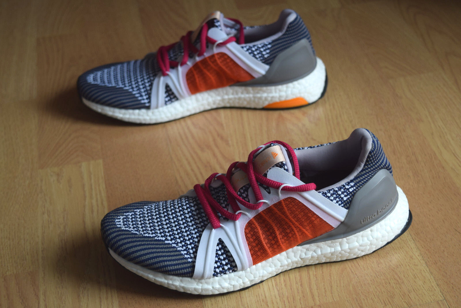 Adidas stella mccartney ultra boost 36 37 38 38,5  39 40 af6436 xr1 yeezy nmd  free delivery and returns
