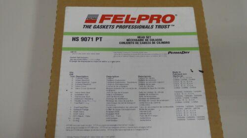 Fel-Pro HS9071PT Engine Cylinder Head Gasket Set