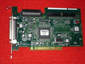 Adaptec-Controller-card-aha-2940-uw-pci-SCSI-Adapter-mapa-solo
