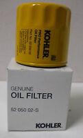 Grasshopper Mower Kohler Oil Filter 52 050 02-s
