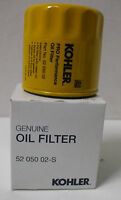 Grasshopper Mower Kohler Oil Filter 52 050 02-s