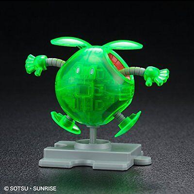 Haropla Haro Basic Green GUNPLA Model Kit BANDAI