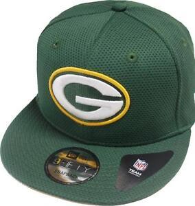 Nfl Bay Da 9fifty S Era Maglia 950 Baseball Packers Berretto Training Green New Fq6x1B5x