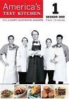 America's Test Kitchen Season 1 2pc DVD