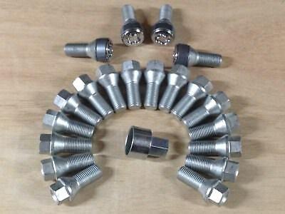 Vendita PROMOZIONALE MG ZT ROVER 75 Bloccaggio Ruota Bullone Set Plus 16 Std Bulloni XPT000175ACA vendita!