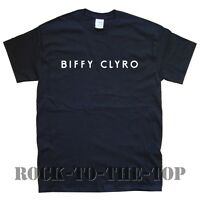 BIFFY CLYRO new T-SHIRT sizes S M L XL XXL colours black white