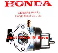 GENUINE HONDA EN2000 EN2500 FG500 WN30 Engines CARBURETOR ASSEMBLY NEW