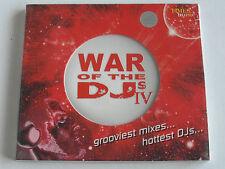 War Of The DJ's IV (CD Album) Used Very Good