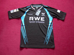 7df50ce0d8a Image is loading Kooga-Swansea-Neath-Ospreys-Rugby-Shirt-top-jersey-