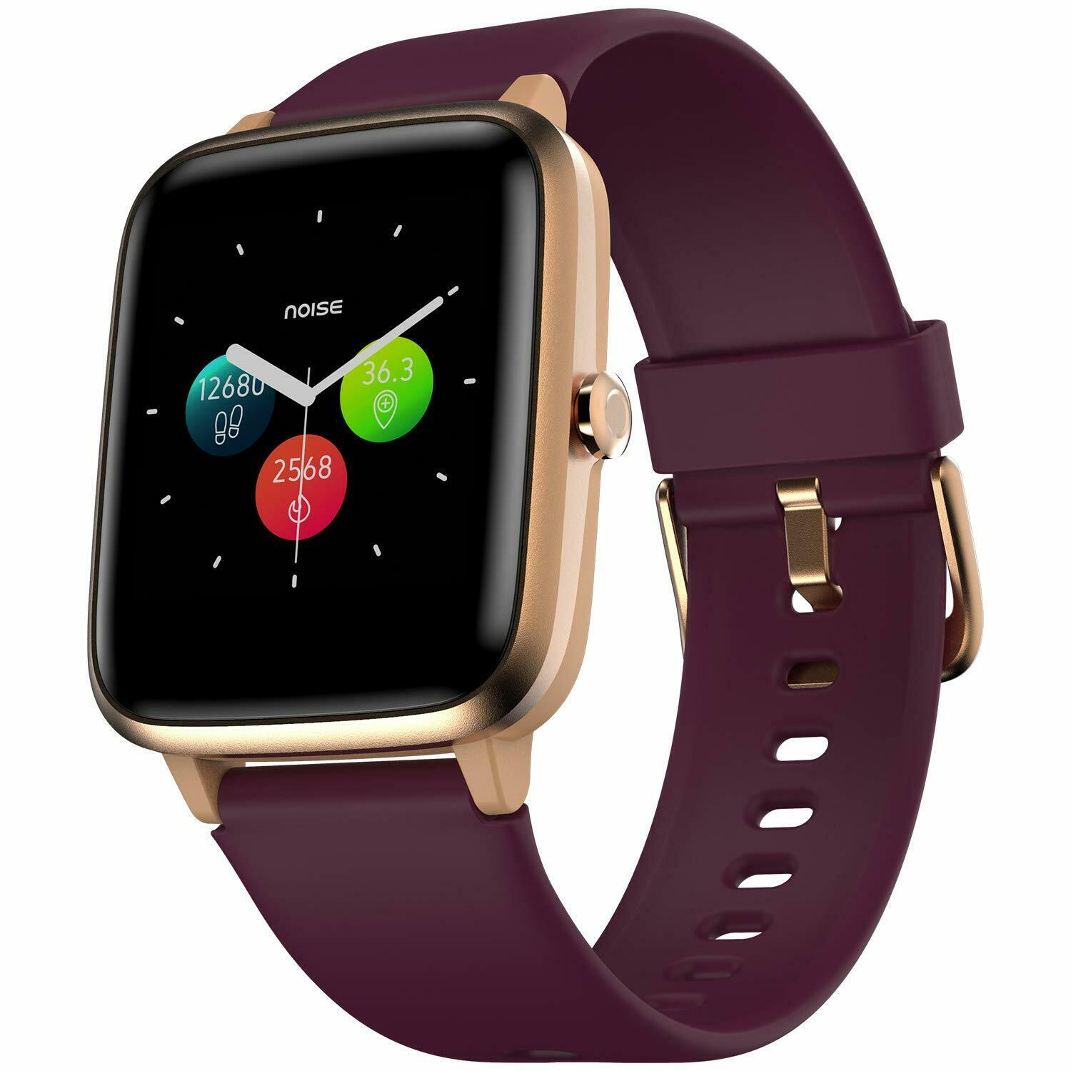 Noise ColorFit Pro 2- India's No.1 Basic Smartwatch with 24x7 Dynamic Heart Rate