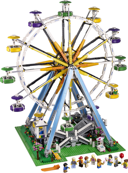 RETIrot LEGO 10247 Creator Expert Ferris Wheel  NEW NEW NEW Factory-sealed box 28b7bf