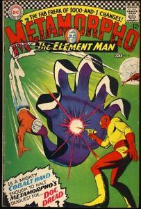 METAMORPHO-8-1966-FN-034-Element-Man-Public-Enemy-034-DC-COMICS